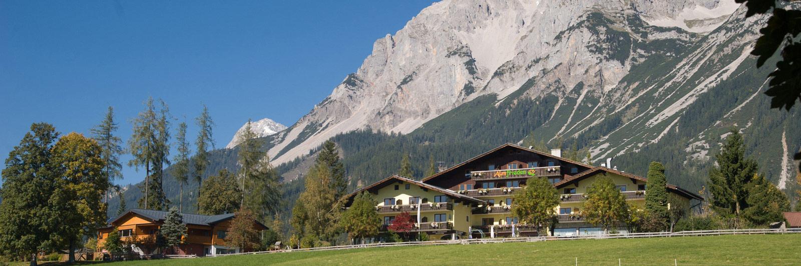 Bewertung Hotel Almfrieden Ramsau